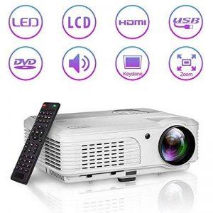 vidéoprojecteur tv intégré TOP 10 image 0 produit