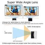 vidéoprojecteur tv intégré TOP 3 image 2 produit