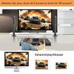 vidéoprojecteur tv wifi TOP 6 image 3 produit