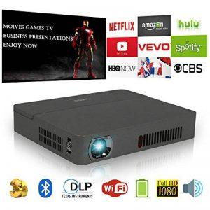 vidéoprojecteur ultra portable TOP 6 image 0 produit