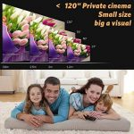 vidéoprojecteur ultra portable TOP 7 image 3 produit