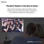 vidéoprojecteur wifi 3d TOP 3 image 2 produit