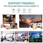 vidéoprojecteur wifi 3d TOP 7 image 3 produit