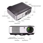 vidéoprojecteur wifi professionnel TOP 1 image 1 produit