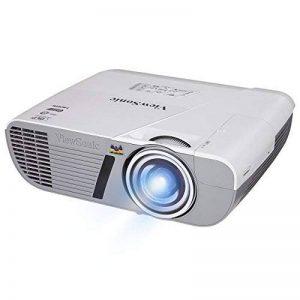 ViewSonic LightStream PJD6352LS Vidéoprojecteur XGA Panoramique à Focale Courte (3200 Lumens, VGA/MHL/HDMI) de la marque ViewSonic image 0 produit