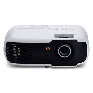 Viewsonic PA502S Projecteur de bureau 3500ANSI lumens DLP SVGA (800x600) Blanc vidéo-projecteur - Vidéo-projecteurs (3500 ANSI lumens, DLP, SVGA (800x600), 4:3, 762-7620 mm (30-300), 1,1-13 m) de la marque ViewSonic image 0 produit