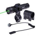 Viseur Laser Vert Pointeur Green Laser Sight Airsoft Fusil de Tir Pistolet Fusil Tactique Visée Laser Vert Chasse pour Pistolet de la marque FeelRight image 1 produit