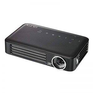 """Vivitek Qumi Q6 Vidéoprojecteur portable 800ANSI lumens DLP WXGA (1280x800) Compatibilité 3D Noir, Charbon de bois, Gris, Argent vidéo-projecteur - Vidéo-projecteurs (800 ANSI lumens, DLP, WXGA (1280x800), 16:10, 762 - 2286 mm (30 - 90""""), 1 - 3 m) de la m image 0 produit"""