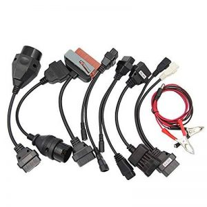 Vococal OBD2 Câble d'adaptateur, Diagnostic Auto Delphi pour Autocom CDP Pro voitures Interface de Diagnostic Scanner,Haute Qualité Facile à Utiliser【8 PCS】 de la marque Vococal image 0 produit