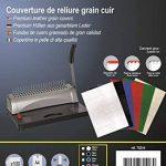 Waytex 78244 Couverture grain en cuir A4 Beige Pack de 100 de la marque Waytex image 1 produit