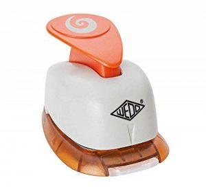 Wedo 168203 Perforateur déco à motif Spirale Grand modèle de la marque Wedo image 0 produit