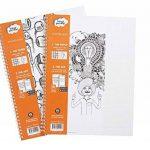 whitelines Link A4 Cahier Quadrillé 80 gm Papier 60 Feuilles FSC de la marque whitelines image 1 produit