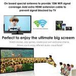 WIFI Display Dongle, Auoker 5G sans fil Miracast Airplay Dongle 1080 P HD TV Stick Display adaptateur récepteur, soutien Miracast DLNA Airplay pour IOS / Android / Windows / Mac de la marque Auoker image 4 produit