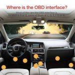 WildAuto OBD lecteur avec la technologie Bluetooth pour moteur de diagnostic des pannes de la marque WildAuto image 4 produit