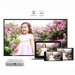 wly&home Projecteur vidéo, LCD 1080P Full-HD niveau qualité d'image / 100 lumens LED, dans votre salon chambre à coucher Rencontrez tous les divertissements, jeux, visionnage vidéo de la marque wly&home image 4 produit