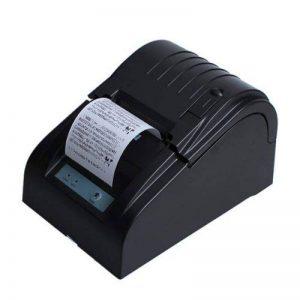 Wmicro Imprimante ticket de caisse 58mm Noir de la marque Excelvan image 0 produit