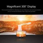 """XGIMI H1 1080p Projecteur DLP 900ANSI Lumens 3 + 16 GB LED 300 """"Android OS Harman Hardon Wifi Stéréo Bluetooth TV Home Cinéma Immersif de la marque XGIMI image 2 produit"""