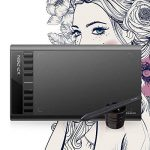 XP-Pen Star03 Tablette Graphique 12 Pouces avec Stylet sans Batterie et 8 Raccourcis Noir de la marque XP-Pen image 1 produit