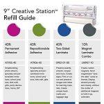Xyron Station créative réglable de 22,9cm, Autres, Multicolore de la marque Xyron image 3 produit