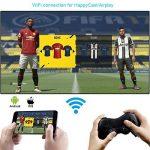 Yaufey Mini Pico Projecteur DLP Vidéo Projecteur, Mini Vidéoprojecteur Wireless Android 7.1 Portable Projecteurs pour Home cinéma, Full HD 1080p LED Projector avec trépied et câble HDMI de la marque Yaufey image 4 produit