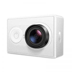 YI Caméra Sport Caméra d'action Actioncam Full HD 1080p/60fps 16 MP Objectif Ultra Grand Angle WiFi et Bluetooth Connexion - Blanc de la marque YI image 0 produit