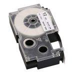Yibuy Largeur de 12mm imprimante d'étiquettes à cassette pour Kl-820manuel imprimante d'étiquettes de la marque Yibuy image 1 produit