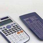 Zantec Fonction étudiante Calculatrice mathématique Complexe matriciel Résoudre des équations de la marque Zantec image 2 produit
