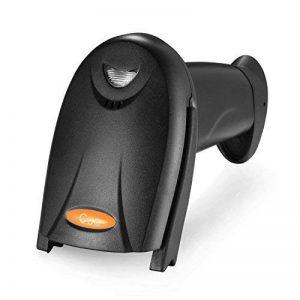ZEARO Code à Barres Scanneur Lecteur Sans Fil-Scanner Lecteur Laser 2.4 GHz de la marque ZEARO image 0 produit