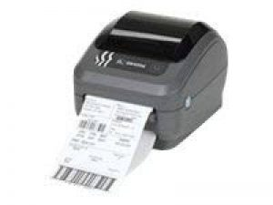 Zebra GK42–202520–000–Imprimante d'étiquettes Thermique Directe, 203x 203dpi 127mm/SEG, avec fil, 8MB, 4MB) de la marque Zebra image 0 produit