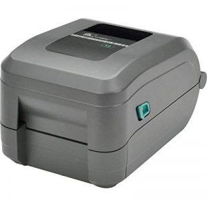 Zebra gT800thermique directe/transfert thermique 300x 300dpi Imprimante pour étiquettes (CD) de la marque Zebra image 0 produit