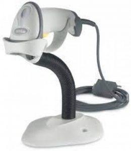 Zebra/Motorola Symbol LS2208Handheld Barcode Scanner, Support et Câble USB Inclus Blanc de la marque Zebra image 0 produit