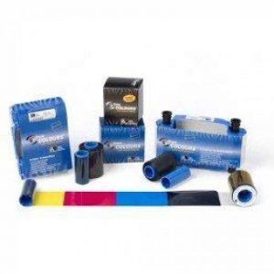 Zebra p330i/430i Ruban encreur 4 Couleurs de la marque Zebra Textil image 0 produit