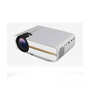 Zhanghaidong LCD Home Cinéma Projecteur LED Blanc sans Fil Rétroprojecteur Mini Portable Pico Projecteur 3D Multimédia 1080 P TV Portable Console De Jeu de la marque Zhanghaidong image 0 produit
