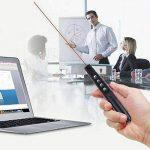 Zhuotop 2,4GHz Portable USB sans fil Presenter Pointeur télécommande Flip Stylo pour PowerPoint Presenter de la marque ZHUOTOP image 2 produit