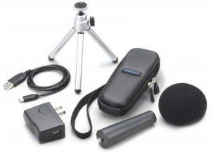 Zoom APH-1 - kit d'accessoires pour enregistreur Zoom H1 de la marque Zoom image 0 produit