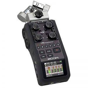 Zoom H6 Enregistreur Numérique Portable de la marque Zoom image 0 produit