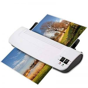 zoomyo Plastifieuse A4 OL289 pour une utilisation à la maison ou au bureau | 30 films inclus de la marque Zoomyo image 0 produit