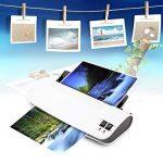 zoomyo Plastifieuse A4 OL289 pour une utilisation à la maison ou au bureau | 30 films inclus de la marque Zoomyo image 4 produit